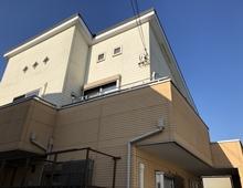 戸建て 住宅 塗り替え リフォーム 横浜市 栄区 外壁 屋根 付帯部 施工前