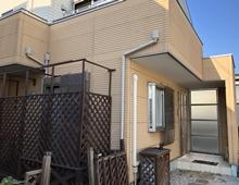 住宅塗装 施工前 横浜市 栄区 外壁塗装 屋根塗装