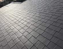 屋根塗装 横浜市 栄区 日本ペイント 遮熱 施工後