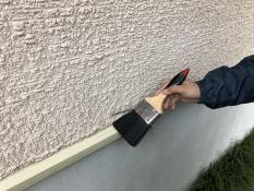 横浜市 住宅 リフォーム 塗装 水切り 清掃