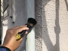 住宅塗装 清掃 竪樋 リフォーム 塗装