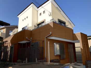 住宅塗装 色選び 外壁 屋根 シミュレーション イメージ