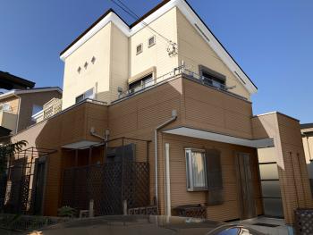 塗り替え リフォーム 外壁 屋根 イメージ カラーシミュレーション
