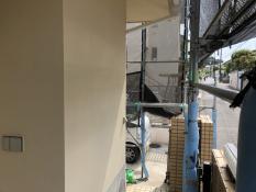 外壁塗装 施工後 日本ペイント 人気 リーズナブル 横浜市 港南区