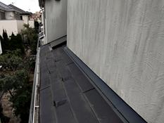 塗装 リフォーム 施工前 外壁 藻 カビ 汚れ 横浜市 戸塚区