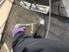 屋根塗装 リフォーム 横浜市 港南区 高圧洗浄