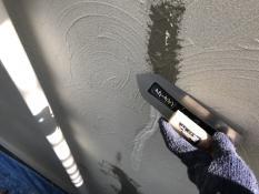 横浜市 外壁塗装 補修 下地 モルタル 埋戻し