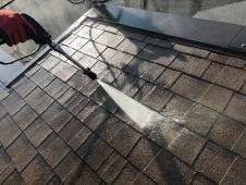 高圧洗浄 横浜市 屋根塗装 栄区