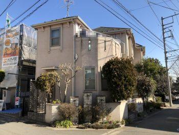 横浜市 塗り替え リフォーム 外壁 屋根 塗装前