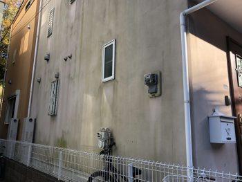 横浜市 磯子区 外壁 塗り替え リフォーム 施工前