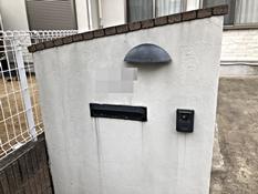 住宅塗装 塀 リフォーム 塗り替え 施工前