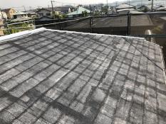 横浜市 屋根塗装 港南区 戸建 塗り替え リフォーム 施工前