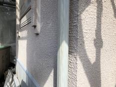 竪樋塗装 施工前 横浜市 神奈川区 戸建 リフォーム