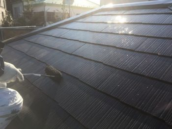 サーモアイSi屋根塗装