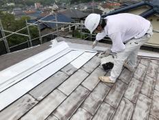 屋根 塗り替え 長持ち 錆止め 地域密着 職人