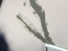 横浜市 磯子区 リフォーム 外壁塗装 クラック 補修