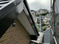 横浜市 塗装 破風 施工後