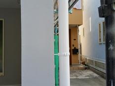 横浜市磯子区K様邸雨樋塗り替え完了画像