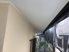 住宅 塗り替え 軒天 横浜市 栄区 人気 戸建 施工後