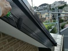 住宅 リフォーム 塗装 破風