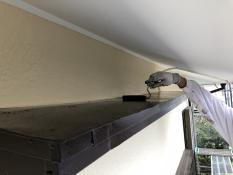 塗り替え シリコン 安心 安全 防汚 防カビ 上塗り2回目