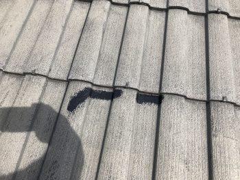 屋根 補修 塗装 モニエル 乾式コンクリート 横浜市 塗装専門店