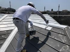屋根塗装 錆止め 鶴見区