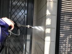 高圧洗浄 外壁 リフォーム 塗り替え 横浜市 瀬谷区