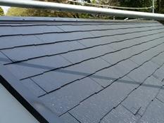 横浜市 磯子区 屋根塗装 施工後 長持ち 人気 遮熱 日本ペイント