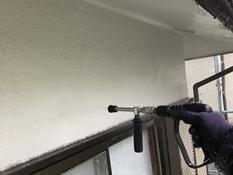 外壁塗装 高圧洗浄 横浜市 栄区