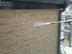 高圧洗浄 外壁 塗り替え