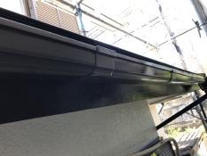 補修作業 雨樋 横浜市 栄区 外壁塗装