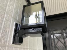 横浜市 住宅塗装 玄関照明 塗り替え