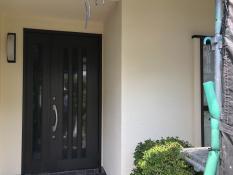 塗り替え 横浜市 栄区 外壁塗装 シリコン 施工後