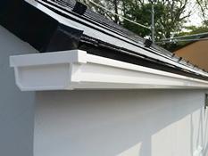 横浜市 外壁塗装 屋根塗装 軒樋 リフォーム 塗り替え シリコン 人気 長持ち 施工後