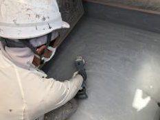 ベランダ防水保護塗装 横浜市 鶴見区