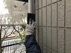竪樋塗装 ケレン 横浜市 瀬谷区 雨樋