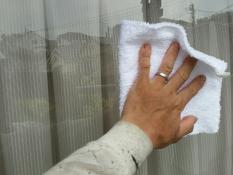 塗装工事 その他作業 窓清掃
