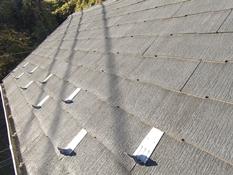 横浜市 屋根 塗り替え 施工前 磯子区 戸建て住宅