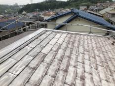 栄区 屋根塗装 戸建 リフォーム 施工前