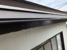 戸建 リフォーム 塗り替え 付帯部 破風塗装 施工前