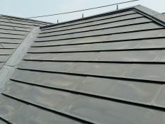 横浜市 屋根塗装 施工前