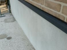水切り塗装 施工前