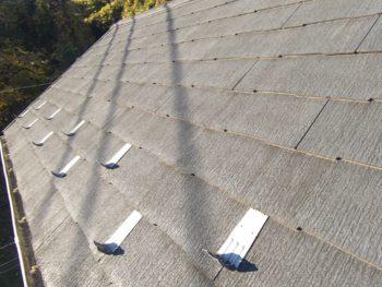 横浜市磯子区K様邸屋根塗り替え前