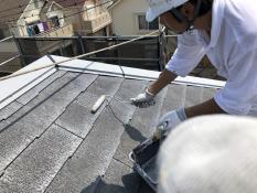 塗り替え 屋根 下塗り