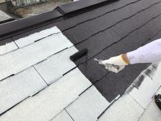 港南区 屋根塗装 人気 遮熱塗料