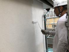 外壁塗装 下塗り 住宅リフォーム