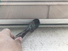 軒天換気口 住宅塗装 横浜市港南区