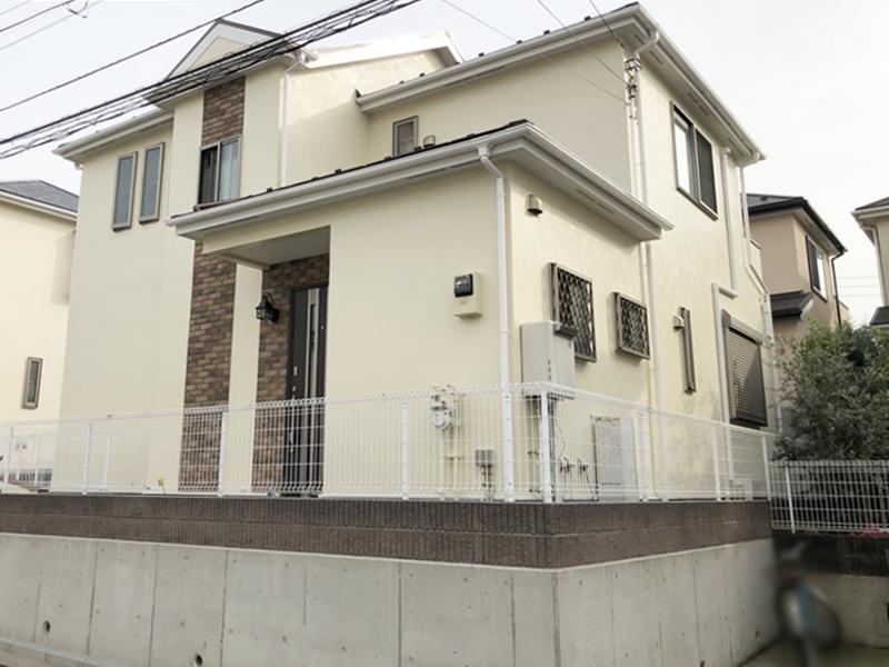 塗り替え リフォーム 横浜市戸塚区