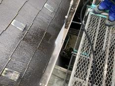 高圧洗浄 雨樋 軒樋
